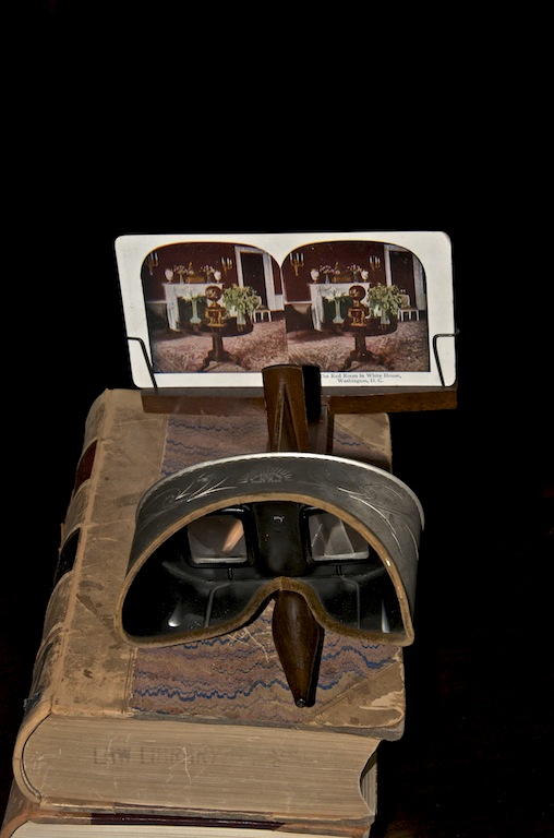 Stereoscope, Craigdarroch Castle