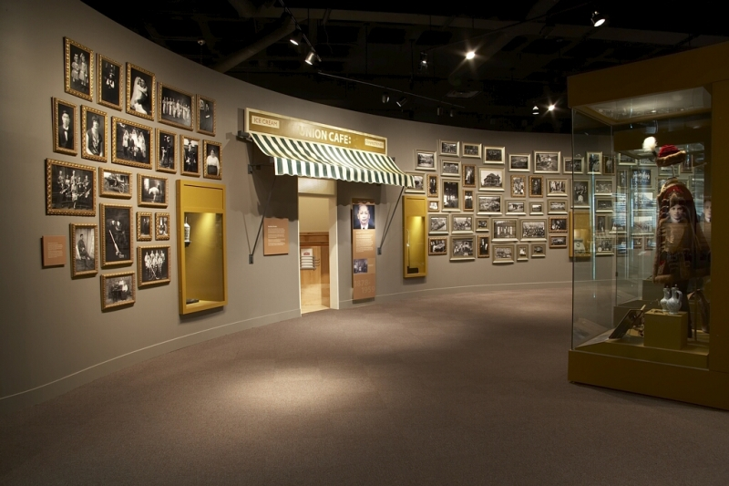 Mavericks Exhibit, Glenbow Museum
