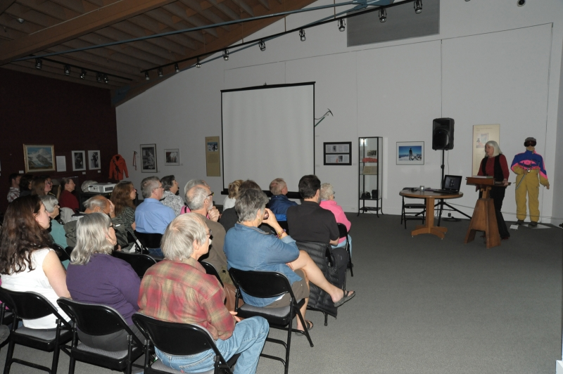 Michale Lang, Book Launch of An Adventurous Woman in the Rockies, 2011